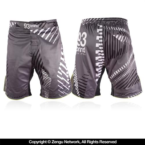 93 Brand 93 Brand Citizen 2.1 Fight Shorts